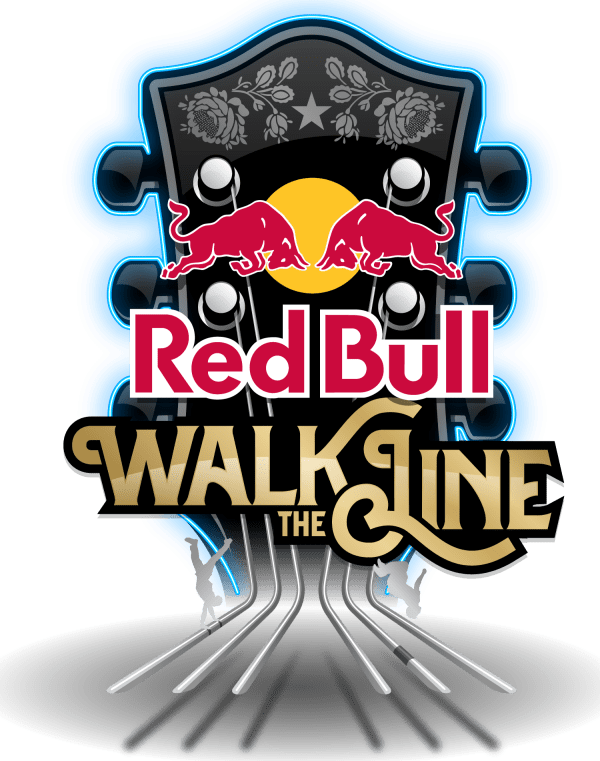 Red Bull Walk the Line