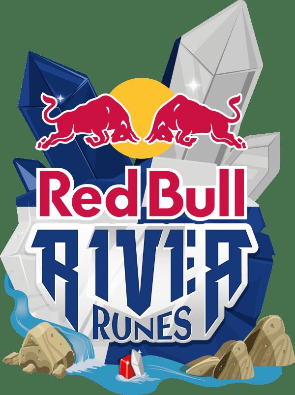 Red Bull R1v1r Runes Logo