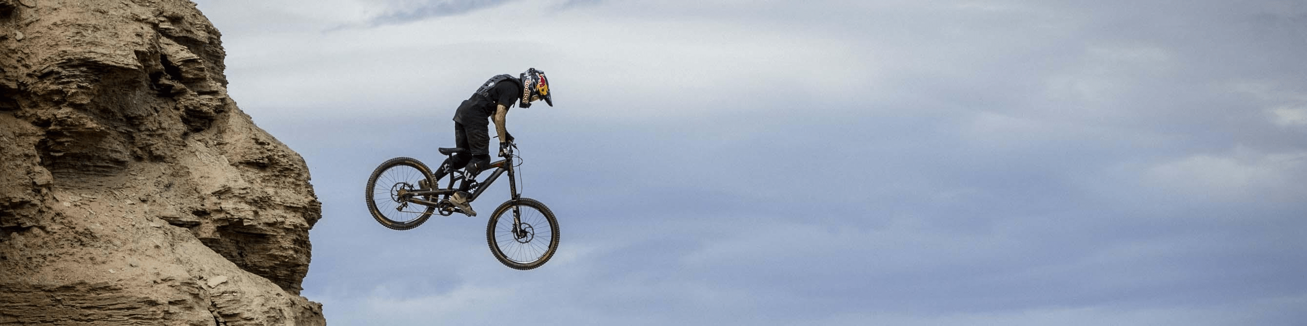 Red Bull Rampage 2016 Header