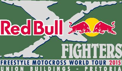 Red Bull X-Fighters Pretoria Logo 2015