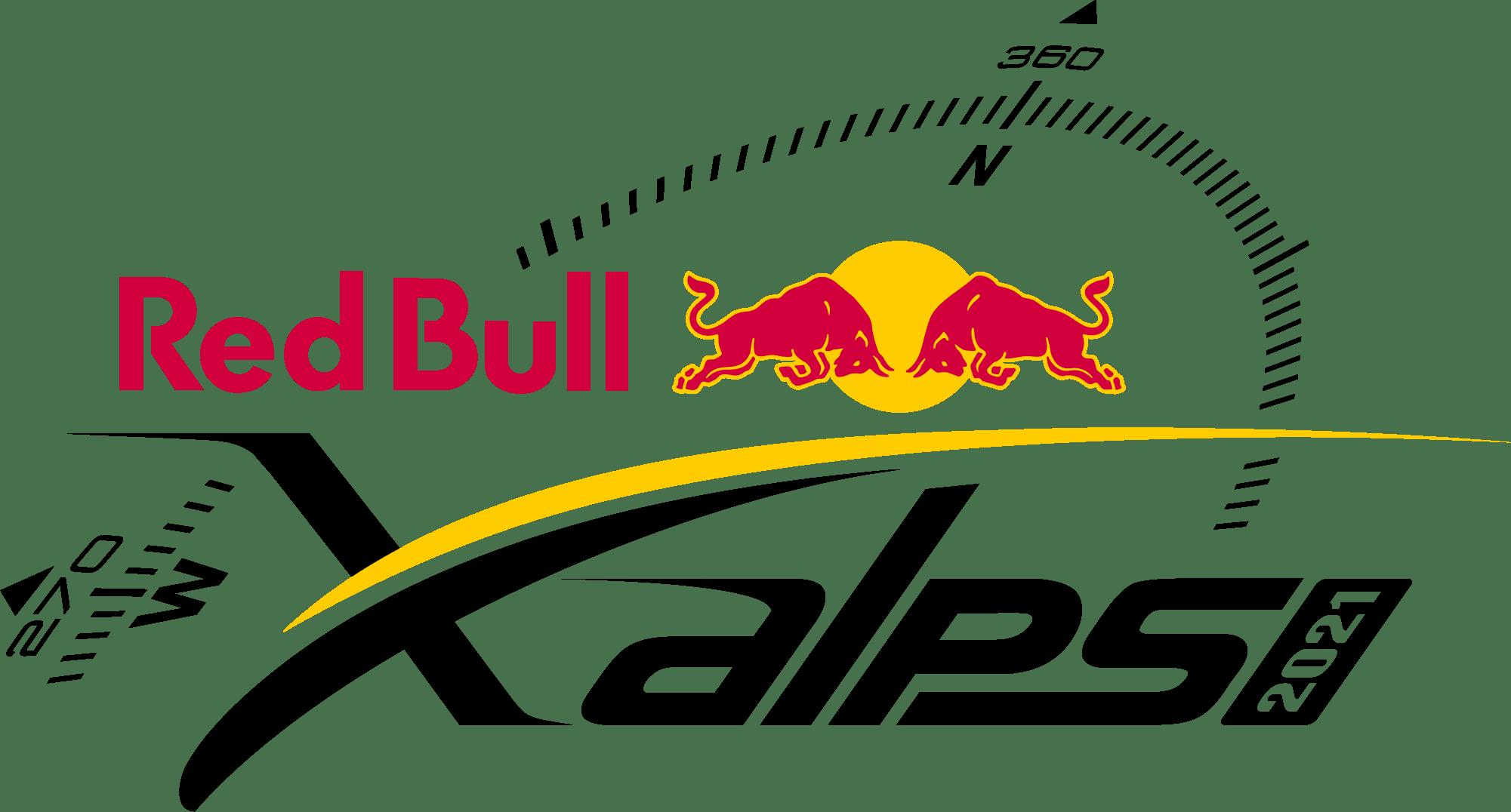 Red Bull X-Alps 2021 Logo