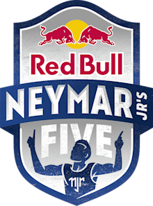 Red Bull Neymar Jr's Five Logo