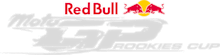 Red Bull Rookies Logo Negative