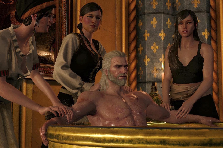 Najbolje scene seksa za video igre