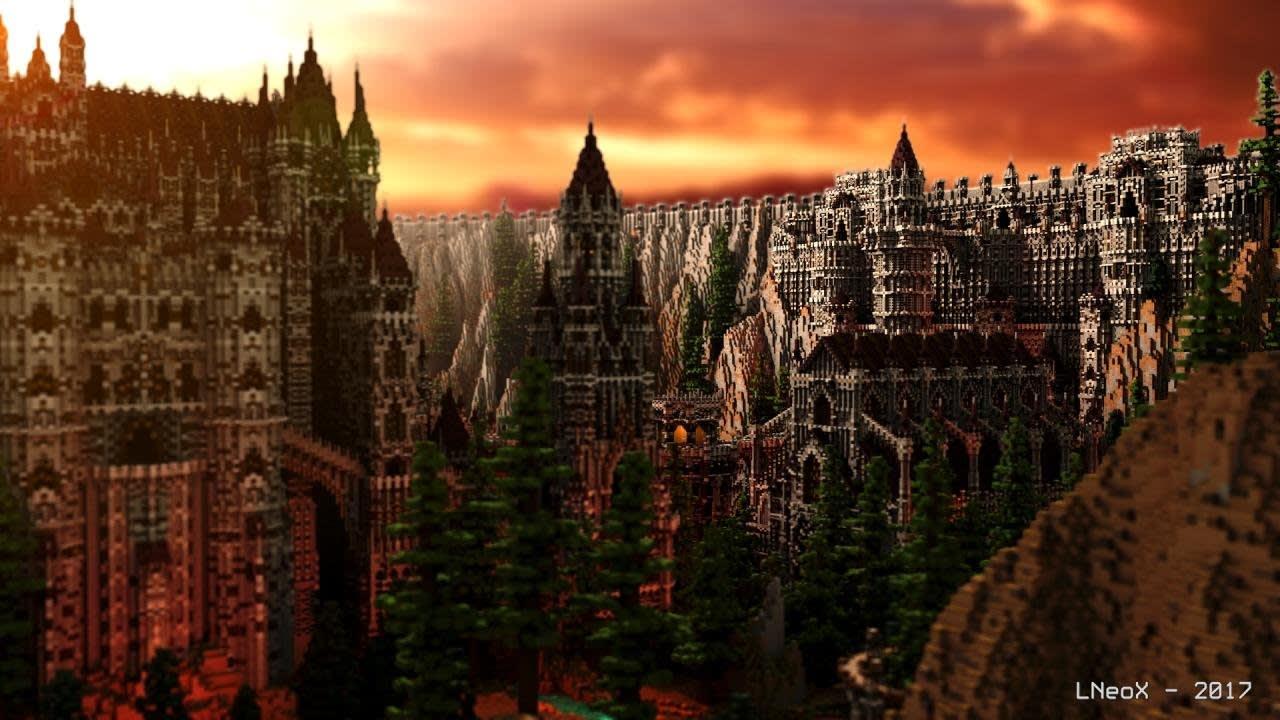 Minecraft Nachbauten Das Sind Die 10 Besten