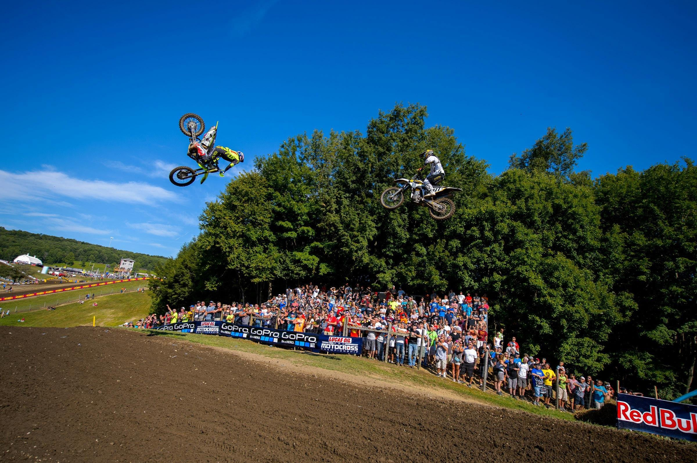 The 5 Gnarliest Tracks Of The Ama Outdoor Mx Nationals
