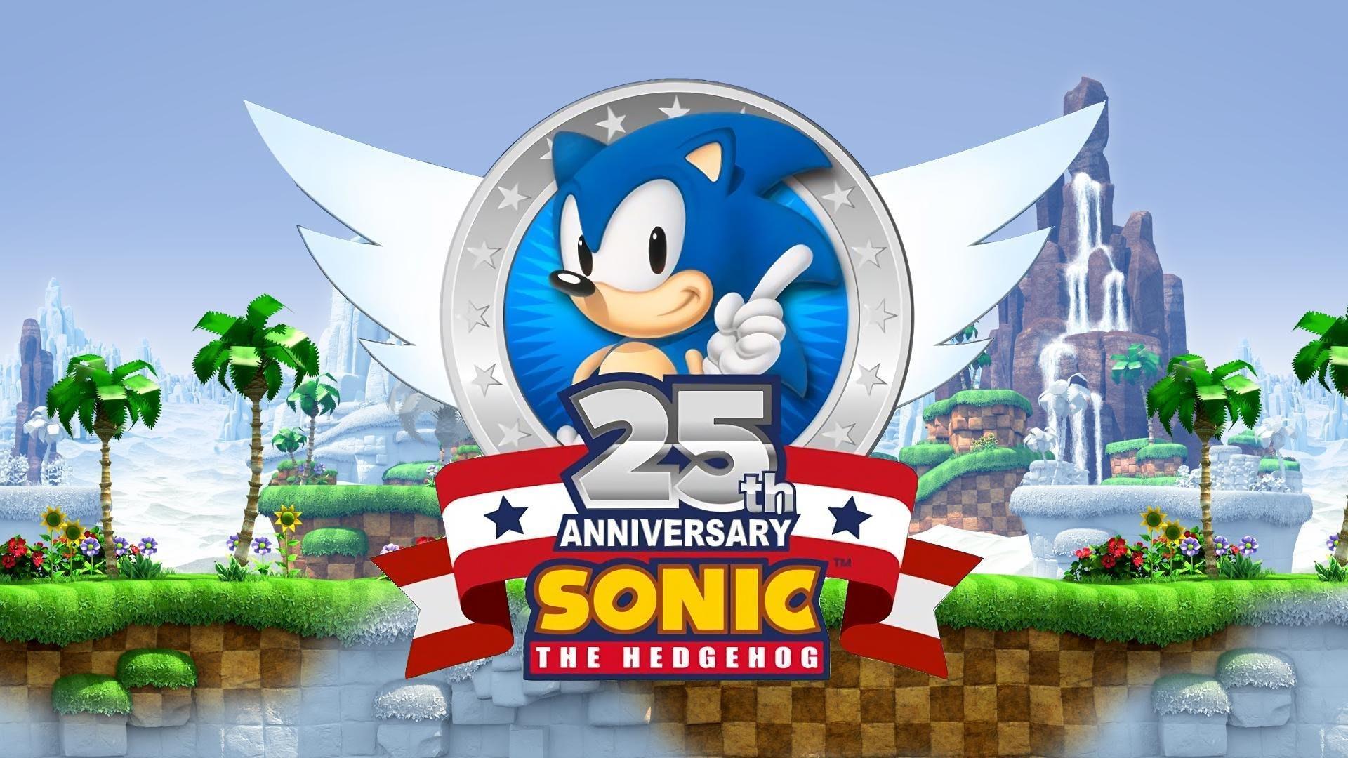 Sonic the Hedgehog Die Sega Kultfigur wird 20