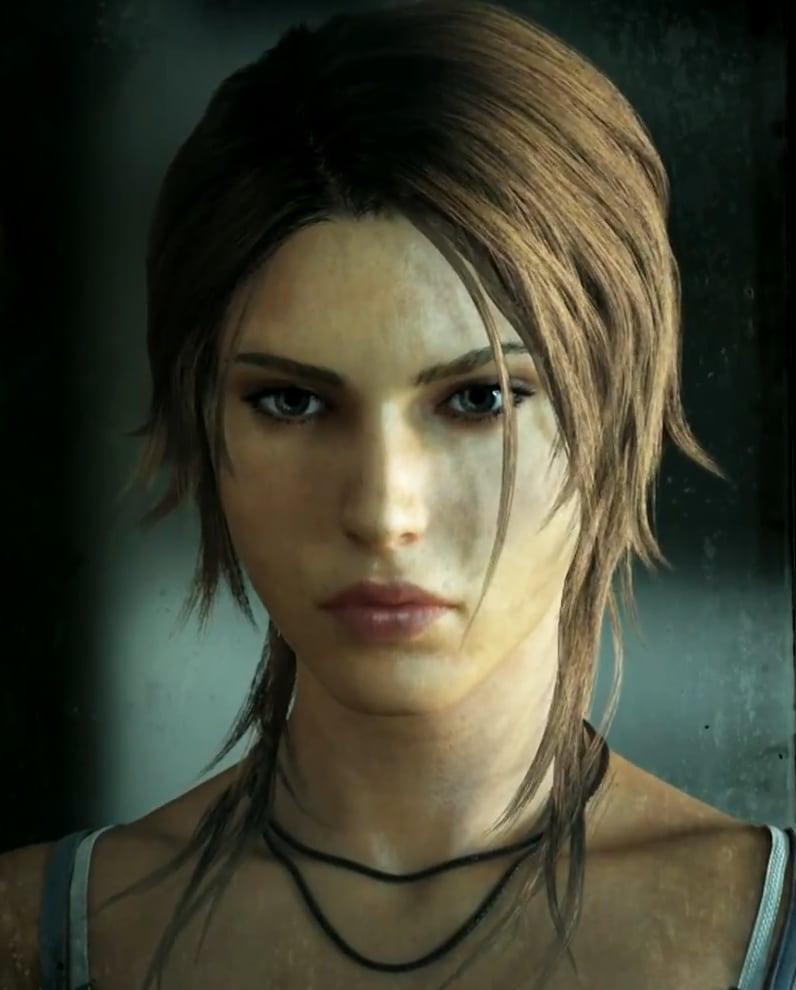 Lara Croft Fick Abenteuer