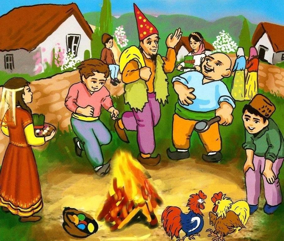 Novruz Bayrami Gunlərini Duzgun Kecirməyin Yollari