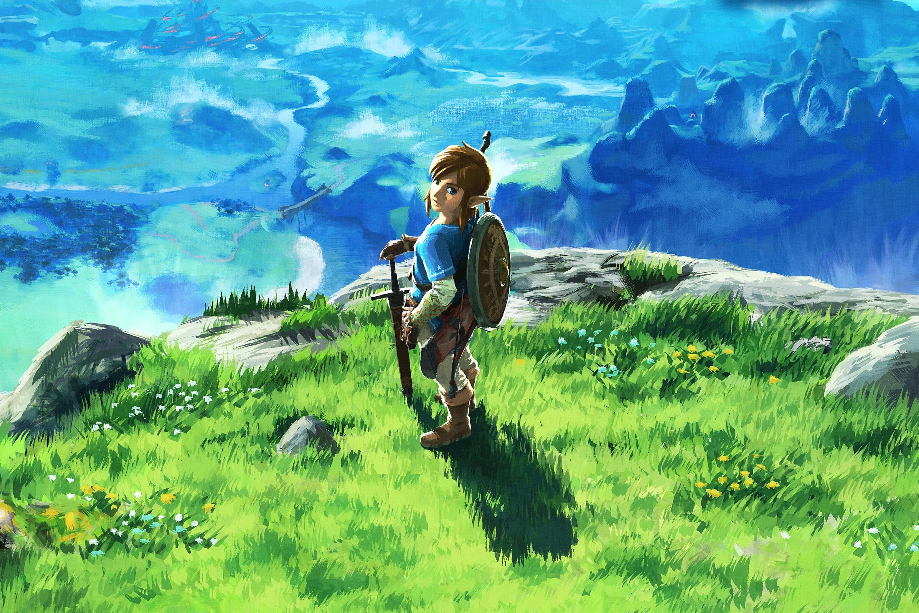 Zelda Breath of the Wild *guide*   Red Bull Games