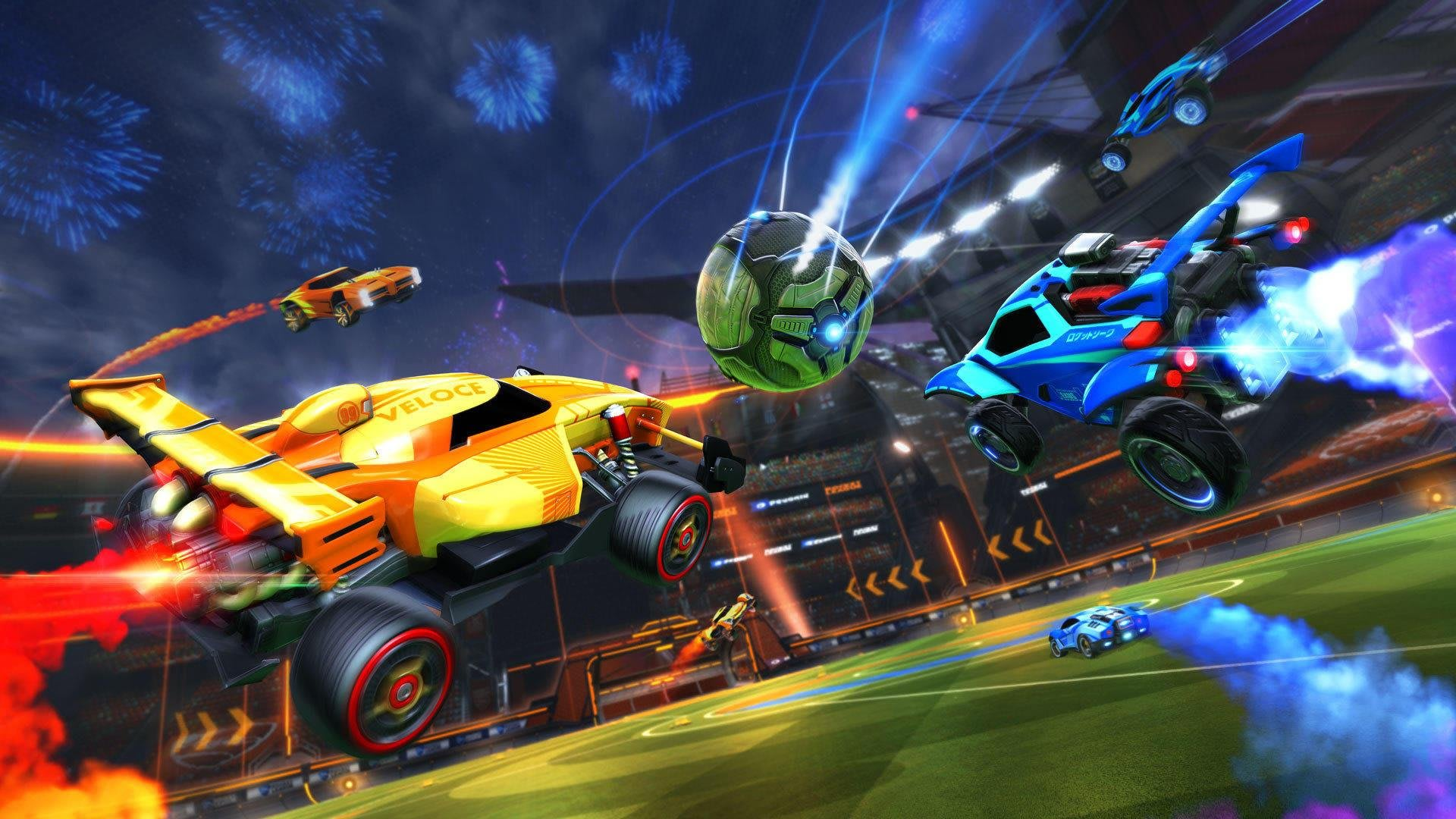 Rocket League Cars Why Do Most Pros Use The Same Car