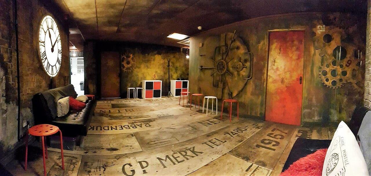Best Escape Rooms The Uk S 11 Most Exciting Team Games