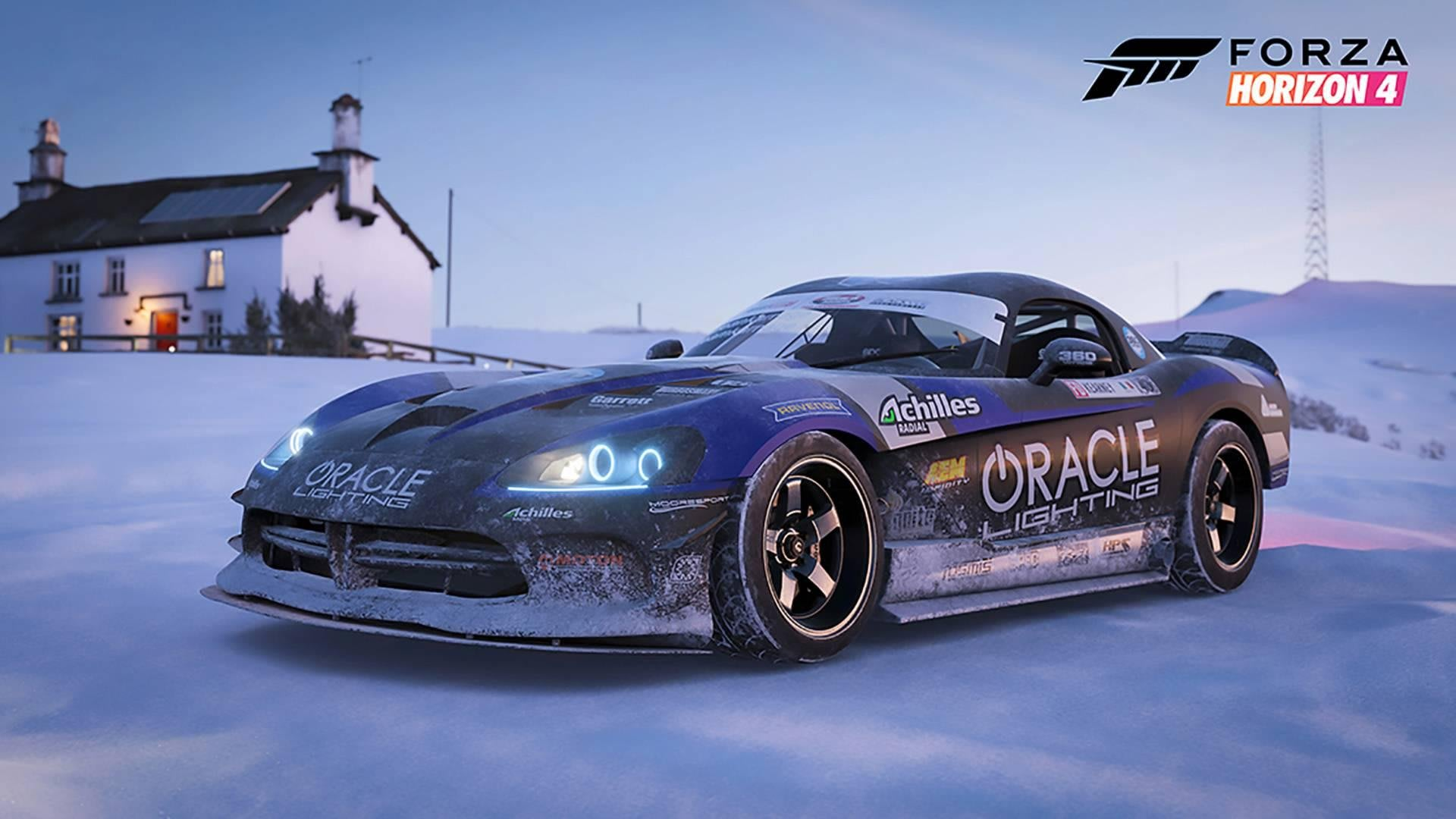 Forza Horizon 4 Cars The Top 10 You Need Own List