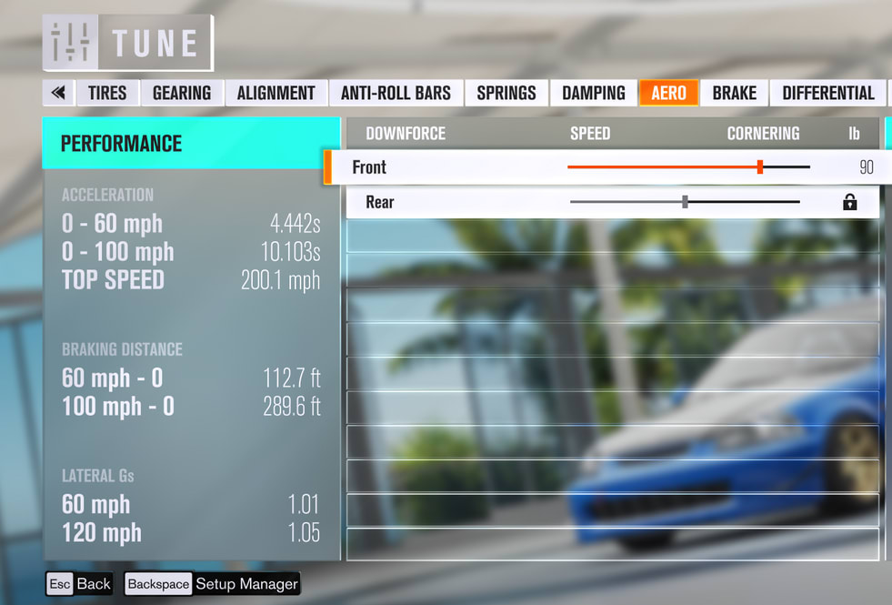 Forza Horizon 4 How To Use Tuning To Improve Your Car