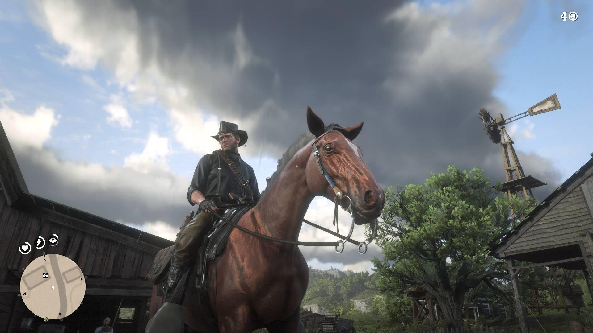 Red Dead Redemption 2 Best Horse Names