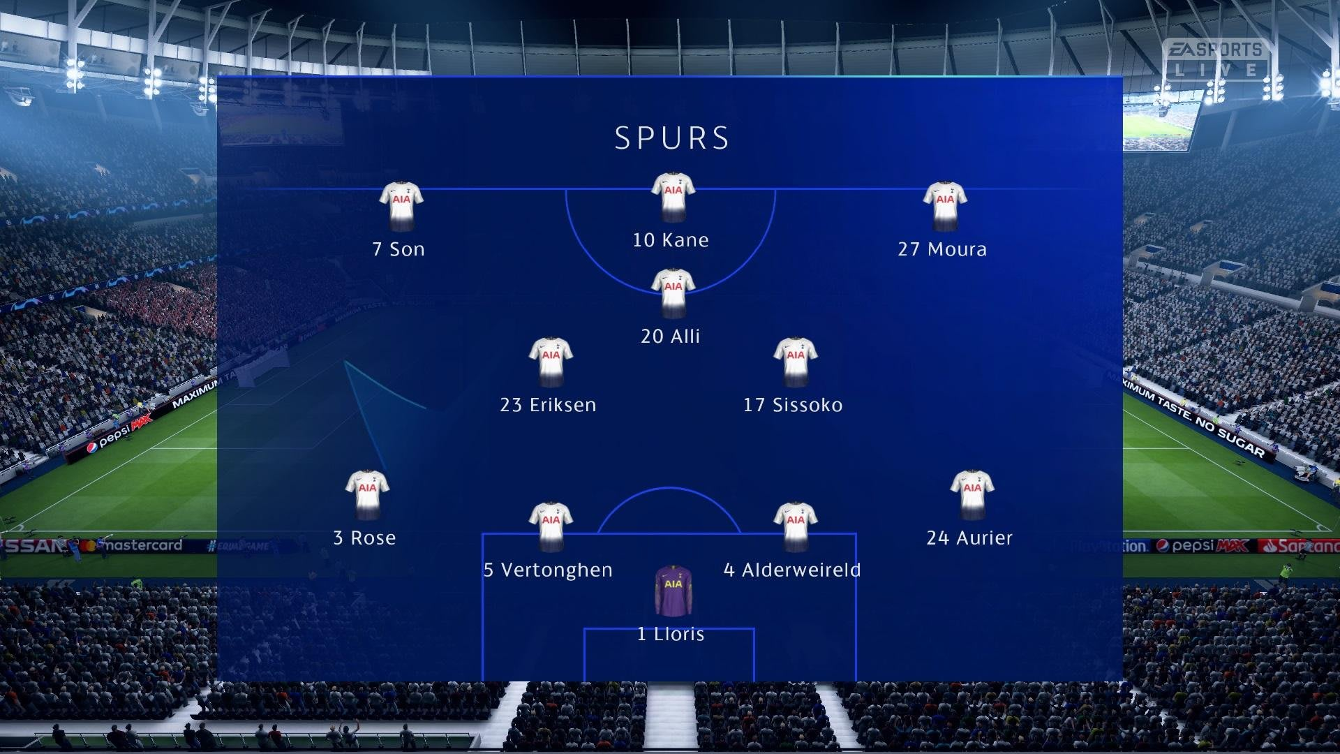 Fifa 19 Tottenham Tips Guide How To Play As The Spurs