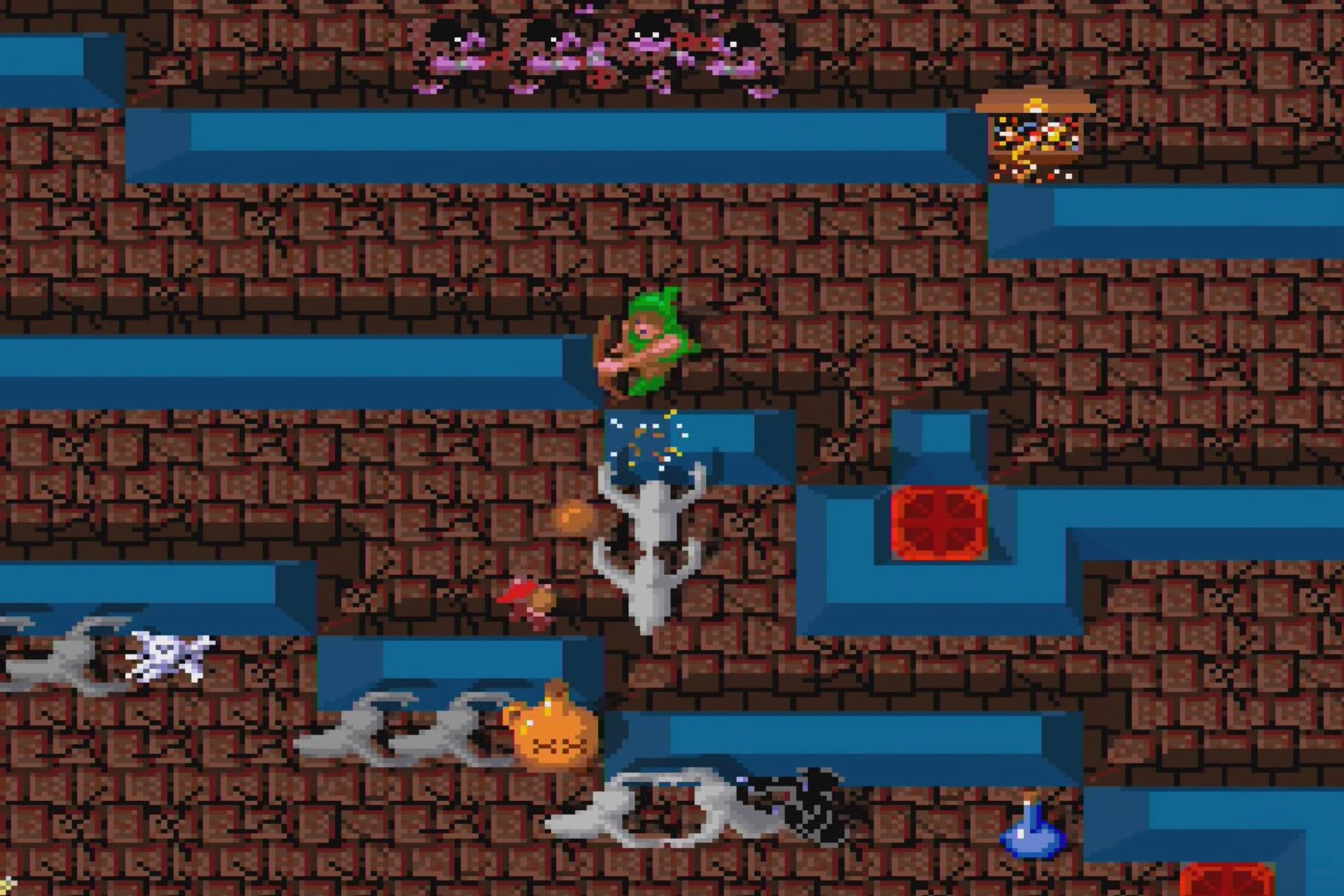 ビデオゲーム温故知新:『ガントレット』がアクションRPGに与えた影響 ...