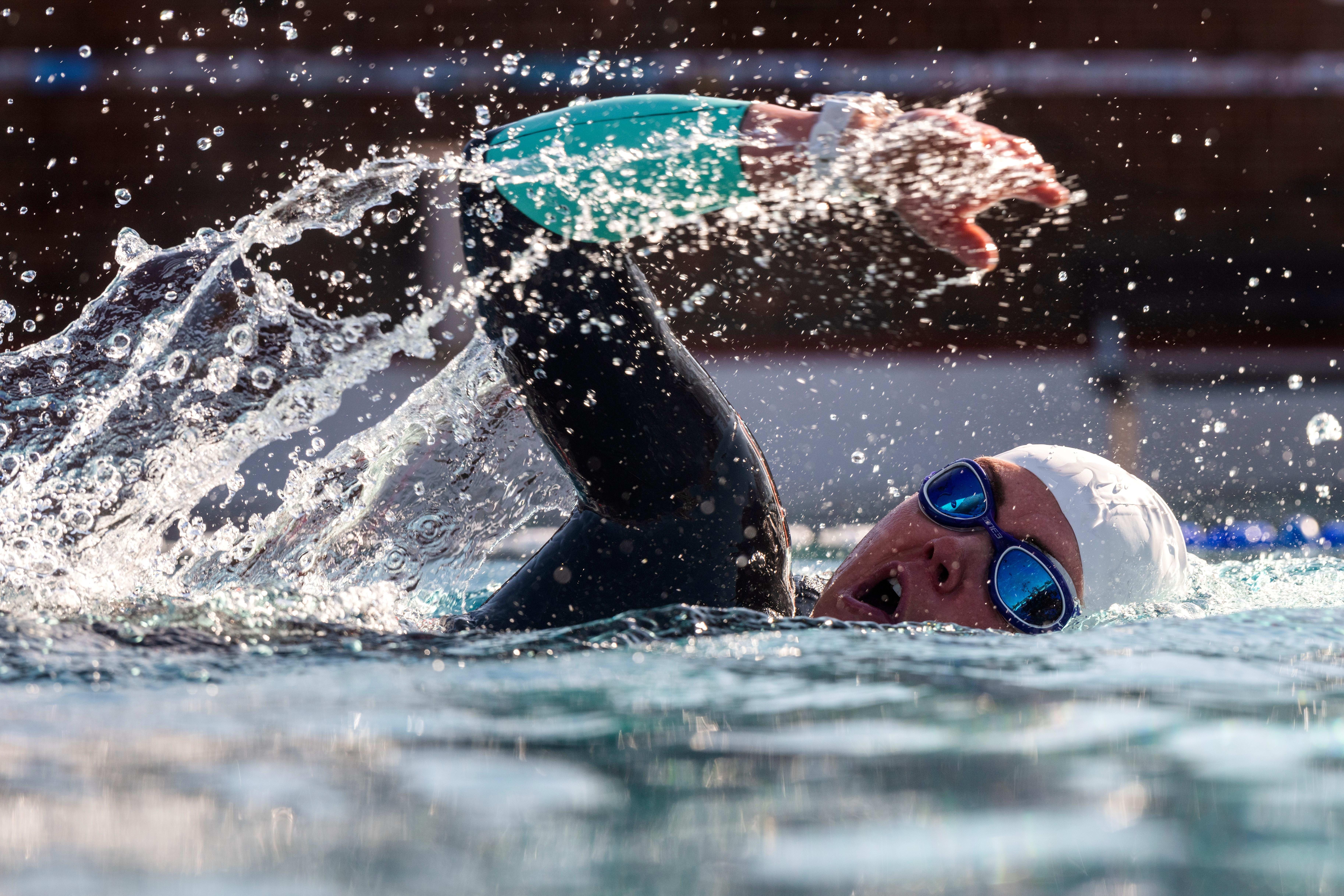 Os benefícios da natação para o corpo e a mente