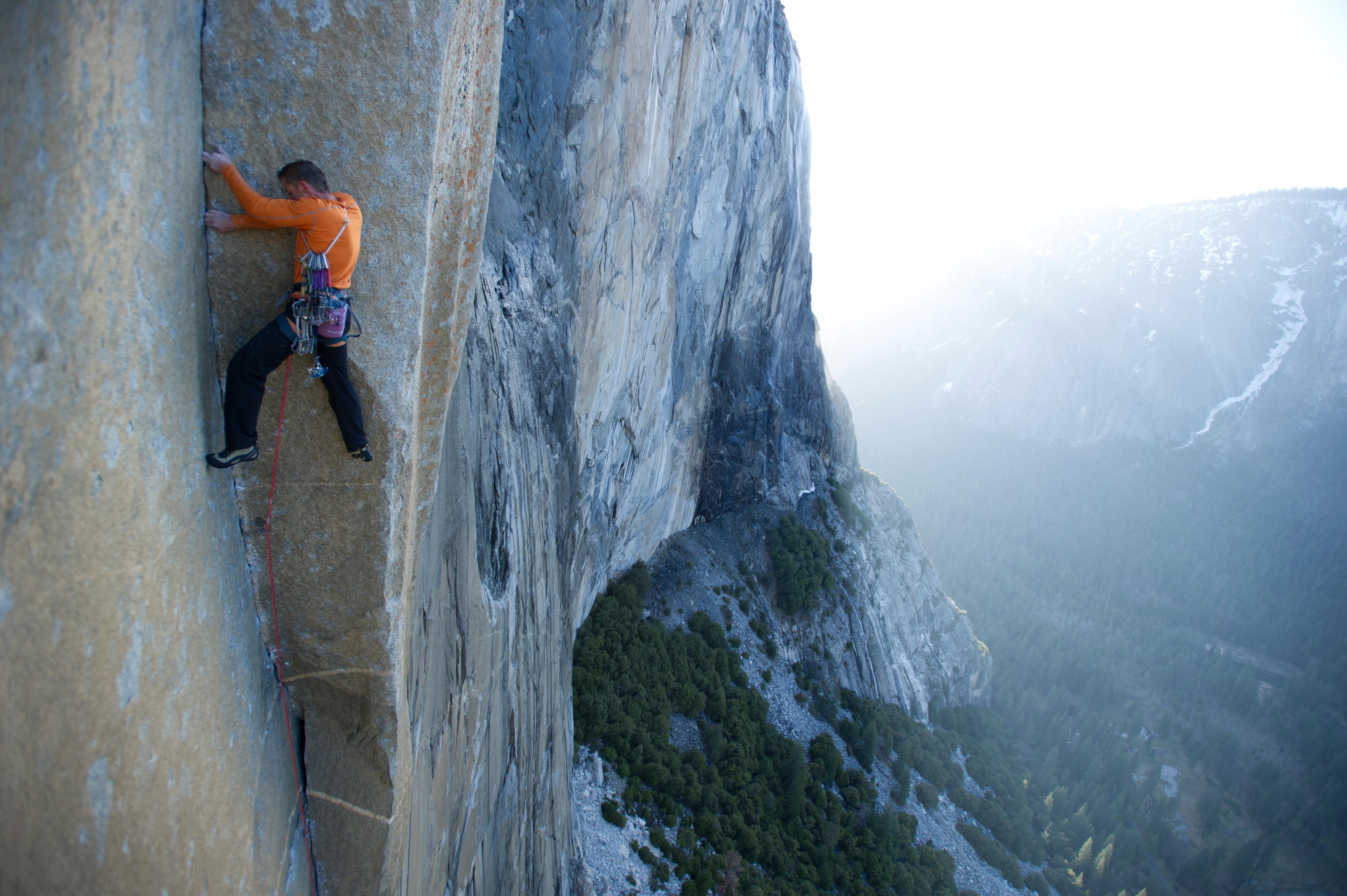 Most Extreme Climbing Seventh Grade