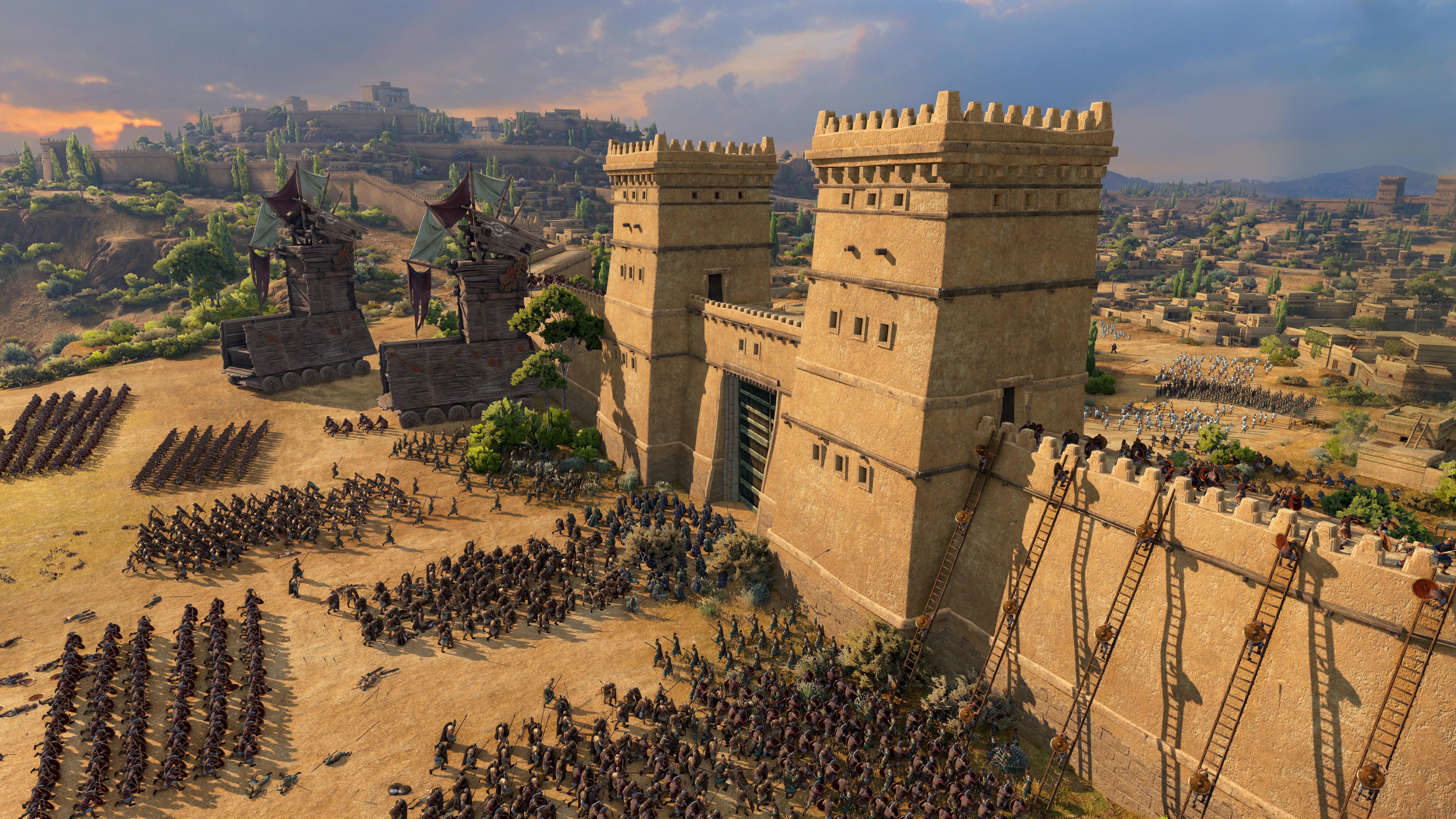 A Total War Saga Troy 5 Tips By Maya Georgieva